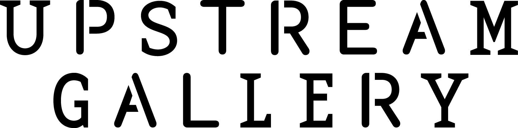 Upstream Gallery Amsterdam logo