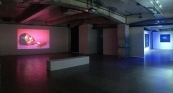 Jen Lui in 'After Party: Collective Dance and Individual Gymnastics', at Blindspot Gallery, Hong Kong.