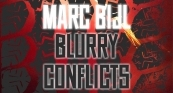Exhibition 'Blurry Conflicts I & II by Marc Bijl @ NP3 Groningen