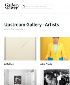 Upstream Gallery now live on GalleryViewer.com