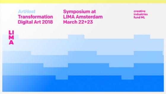 Symposium on Digital Art Preservation at LIMA with Constant Dullaart and Harm van den Dorpel