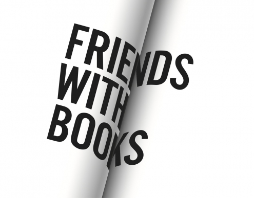 Friends with Books, Art Book Fair Berlin 2016 with Marc Bijl
