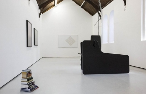 Constant Dullaart in group exhibition 'When Facts Don't Matter' in Lismore, Ireland