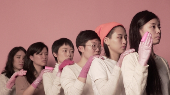 Jen Liu's new video premieres at the Berlinale