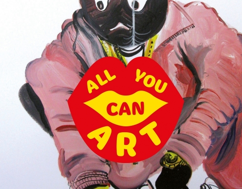 All You Can Art at Kunsthal Rotterdam shows Maartje Korstanje
