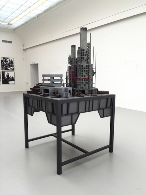 Rob Voerman in '(In)constancy of Space' at Arti et Amicitiae (Amsterdam)