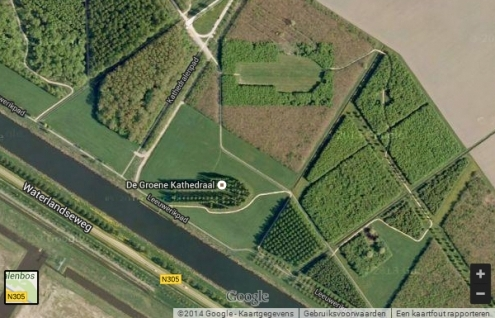 Overview of Land Art in the Netherlands