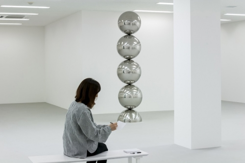 Alicia Framis presents new installation 'Cartas el Cielo' at CCA Kitakyushu, Japan